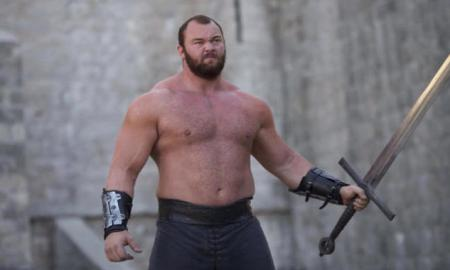 Gregor Clegane 'Mountain' from Game of Thrones Coming to Dubai