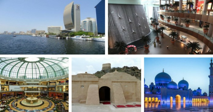 Top 10 Must Visit Tourist Attractions in UAE