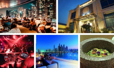 Top Five Ladies' Night Hotspots in Dubai Worth Experiencing