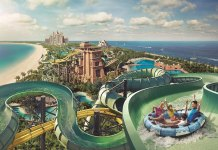Atlantis Palm Resort to expand Aquaventure Waterpark with Trident Tower