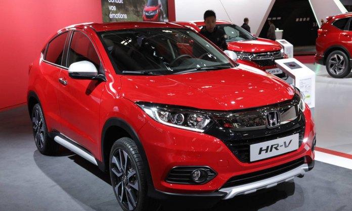 Honda HR-V 2019 in Dubai