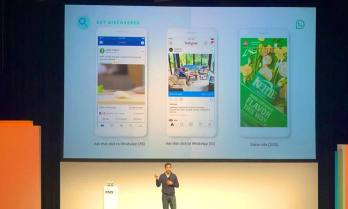WhatsApp-Ads Coming