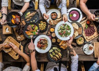 Some of the best restaurants in Dubai you can visit now