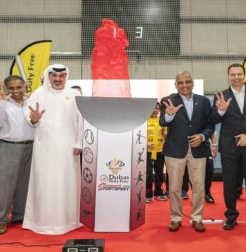 First Dubai Duty Free Sports Festival continues