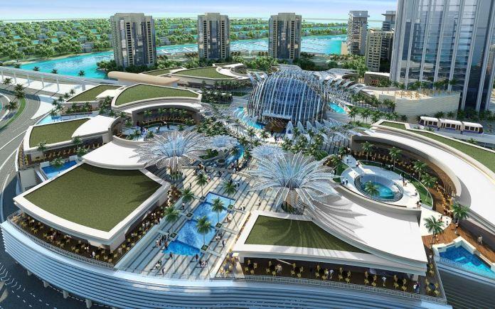 Nakheel Malls opens up at Palm Jumeirah