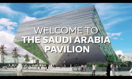 Saudi Arab's Pavilion Launch