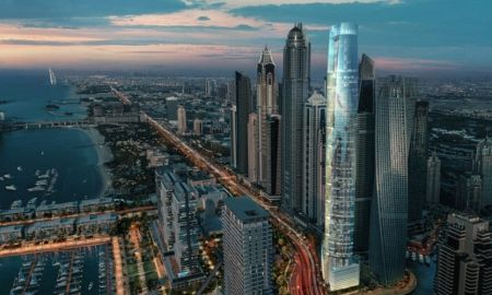 Ciel Hotel in Dubai to be World's Tallest Hotel by 2023