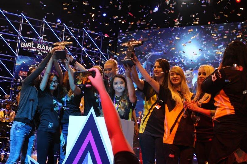 GIRLGAMER Esports Festival coming to Dubai