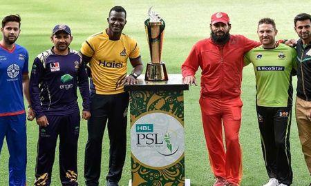 HBL Pakistan Super League 2020 Schedule Announced