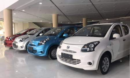topsun motors electrical cars in pakistan