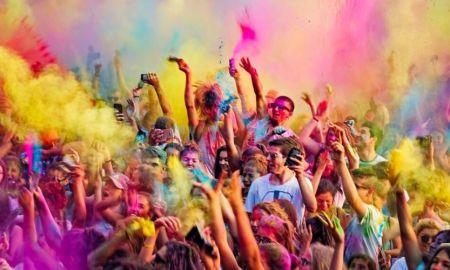 Ultimate Holi 2020 Celebration AKS Colour Carnival coming to Dubai