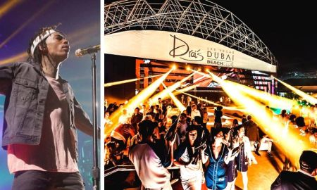 Wiz Khalifa to perform at Drai's Dubai on 13th March