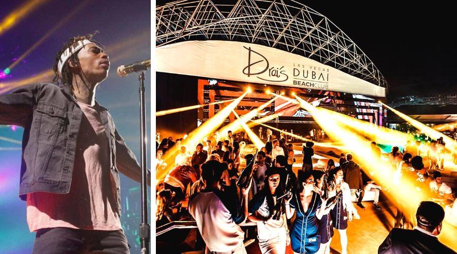 Wiz Khalifa to perform at Drai's Dubai on 13th March