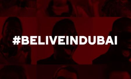 "Coca Cola Arena launches campaign ""Be Live in Dubai"" for residents to perform online"