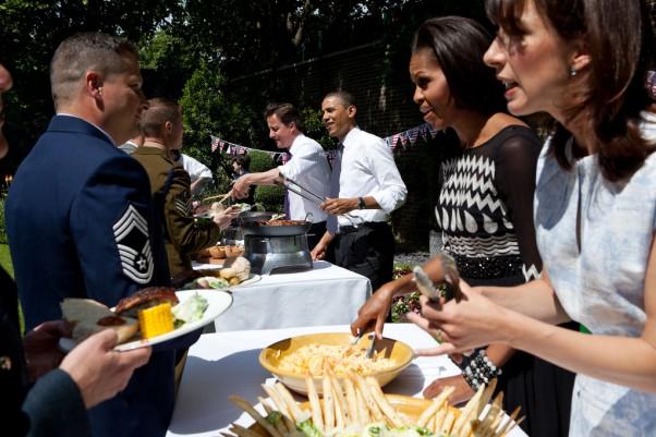 obama and david cameron