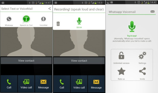 WhatsApp Testing for New Voice Calling Feature
