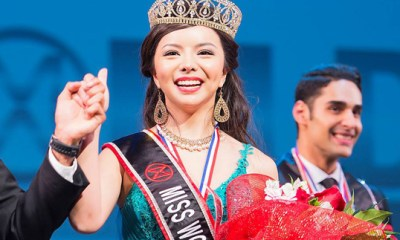 Miss World Canada Anastasia Lin