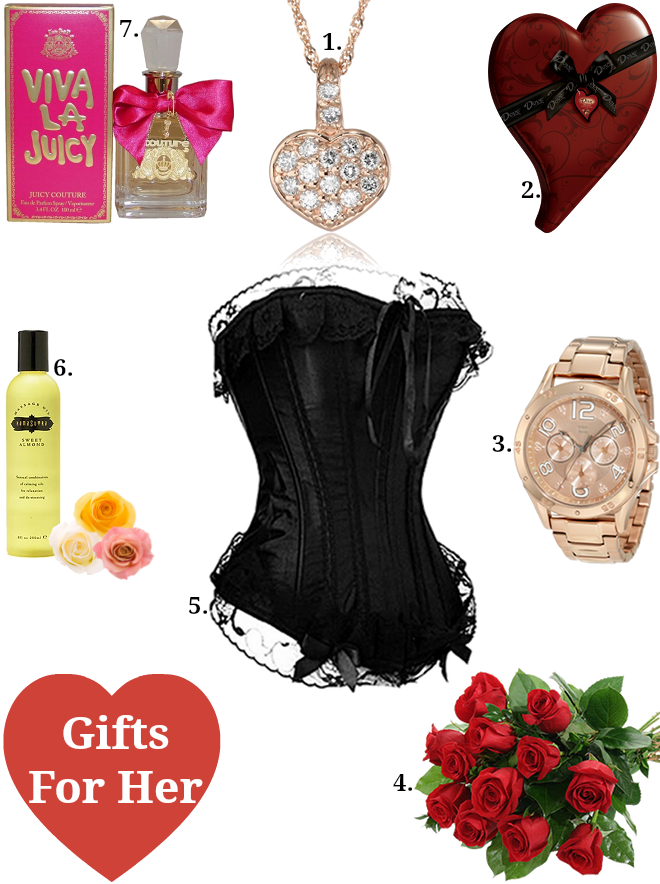 Romantic Valentine Day Gifts For Her Khaleej Mag