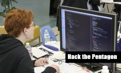 Hack the Pentagon