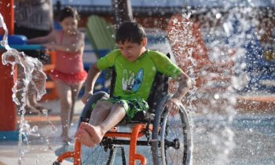 Water Park For Disable People