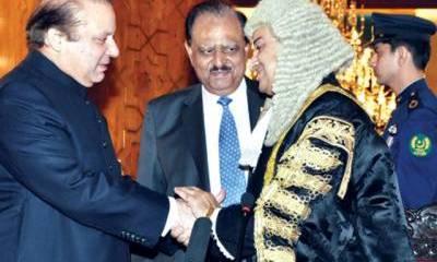 Former CJP Nasirul Mulk named caretaker Prime Minister of Pakistan