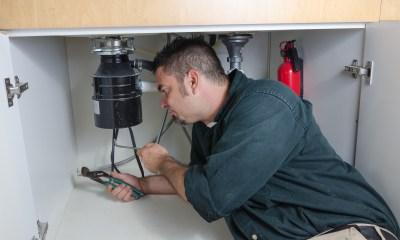 fixing a garbage disposal