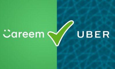 Uber aquires Careem