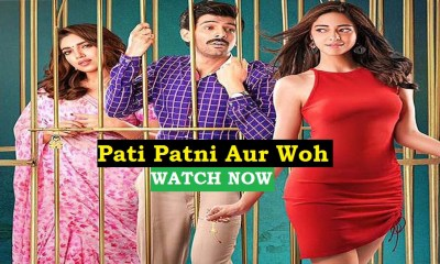 Pati Patni Aur Woh Full Movie Download and Watch Online