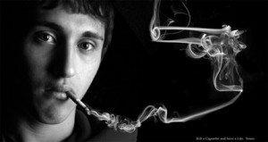 smoking-kills-gun-l