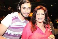 With Madam Nagwa Fouad