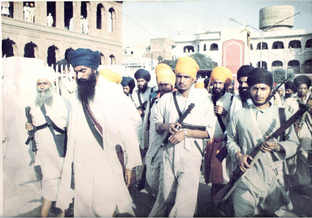 Sant Jarnail Singh ji Bhindranwale Related Songs