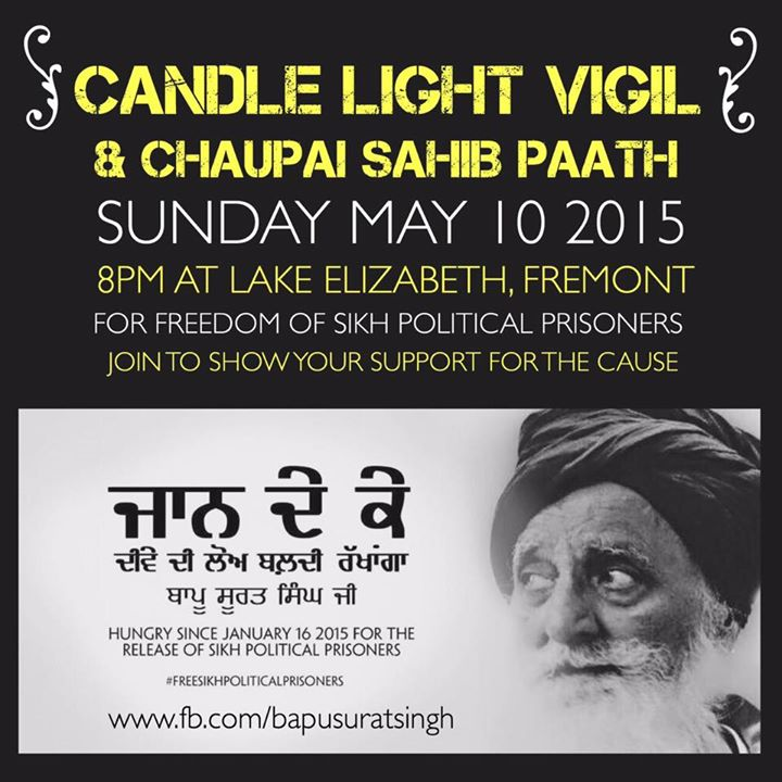 Candel Light ViGiL & Chapuai Sahib Path