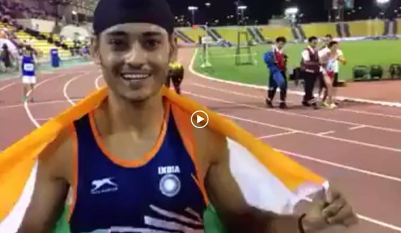 When Beant Singh winning gold at the Asian Games 2015