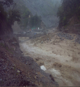 TERRIFYING PICTURES FROM SRI HEMKUND SAHIB YATRA AFTER RAINS CAUSE HAVOC 8