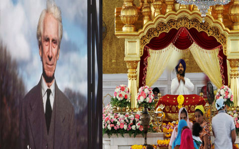 "Nobel Prize Winner: ""Only Sikhism Can Prevent World War 3 ; Literature in 1950"