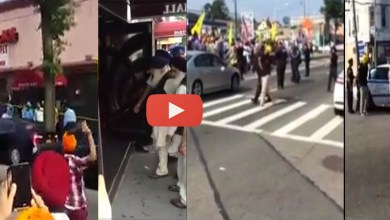 2-Singhs-Were-Arrested-By-Police-During-A-Massive-Protest-Outside-Royal-Palace-Banquet-Hotel-In-Richmond-Hill-Ny