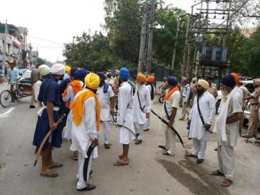 Ludhiana shut down Massive support in support of Bapu Surat Singh 7