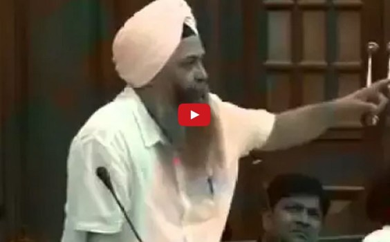 Powerful Speech On 1984 Sikh Genocide – Jarnail Singh