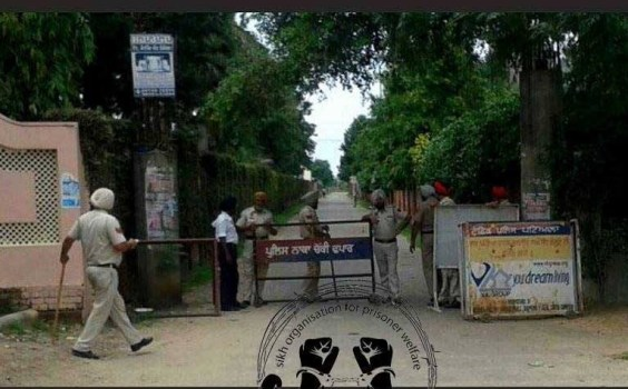 Situation Is Very Critical At Bapu Surat Singh's Village ; Heavy Police And Commandos Are There