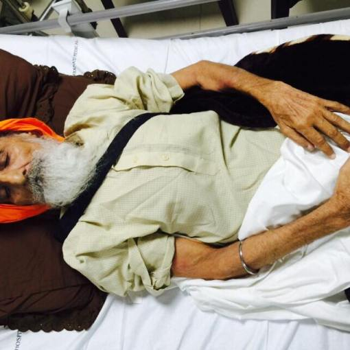202nd DAY of the Hunger Strike! - Bapu Surat Singh Khalsa