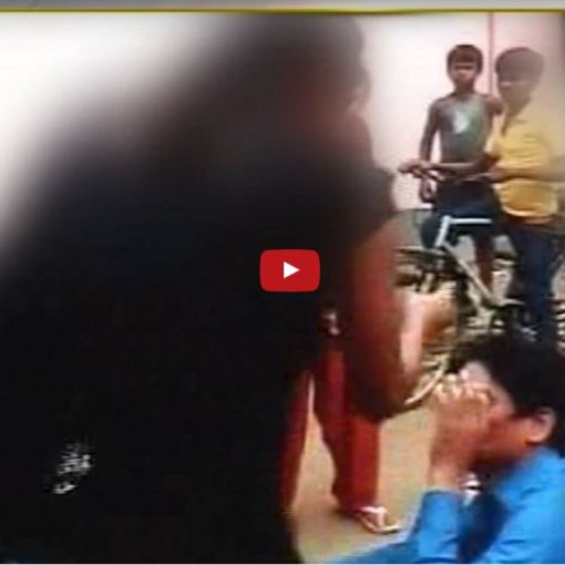 Girl Beats Man Publicly Trying to Rape Her