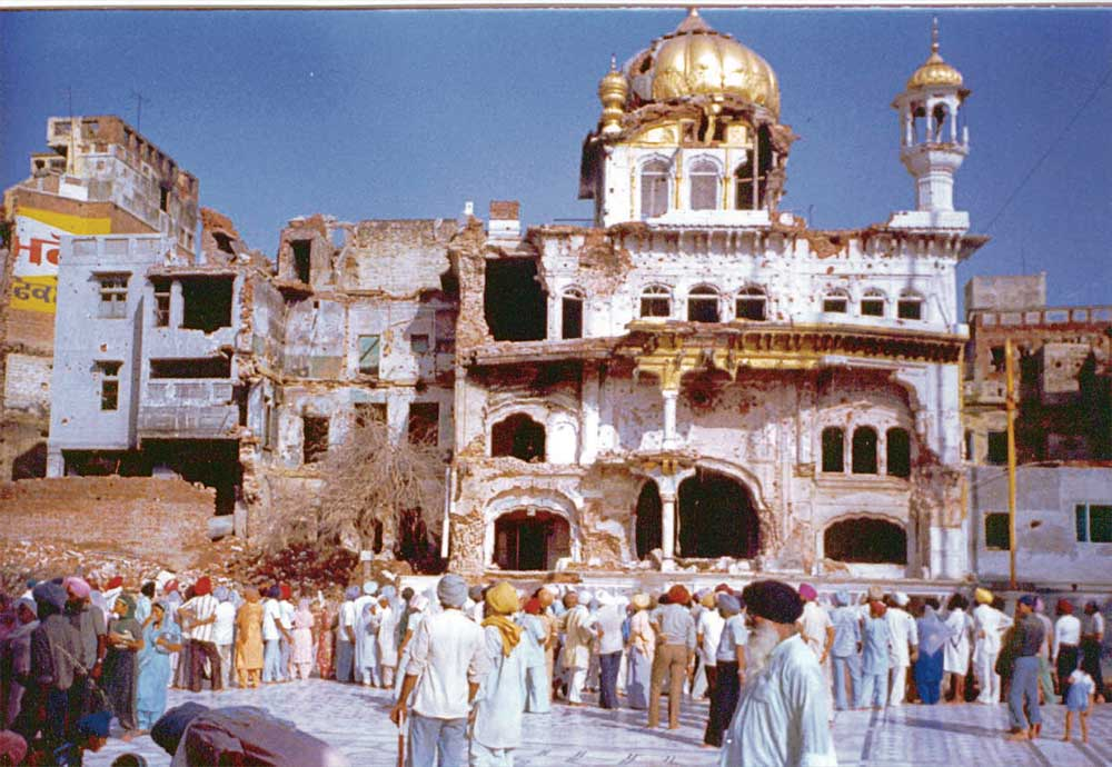 Operation Bluestar