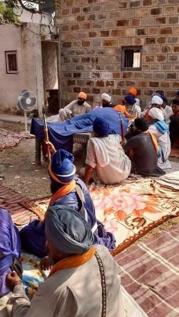 Nihang Bhai Pooran Singh became Shaheed at Hari Ke Pattan today 18 October 2015.