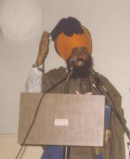 Westen Road Gurdwara, Toronto, 1985 or 1986