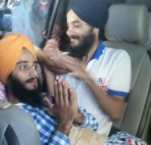 Rupinder Singh And Jasvinder Singh Released From Faridkot Jail | Bargari Beadbi Case