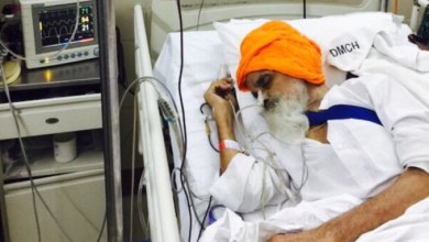 Bapu Surat Singh Khalsa's struggle has entered its 316th day on 27 November, 2015