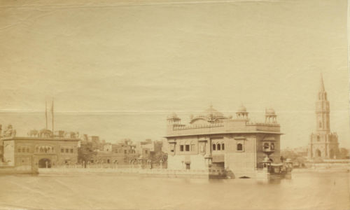 Rare Pictures of Sri Harmandir Sahib Ji (5)