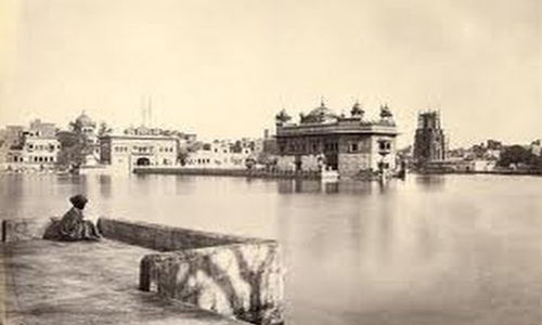 Rare Pictures of Sri Harmandir Sahib Ji (6)