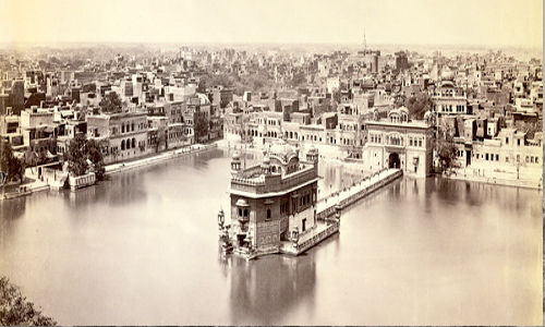 Rare Pictures of Sri Harmandir Sahib Ji (8)