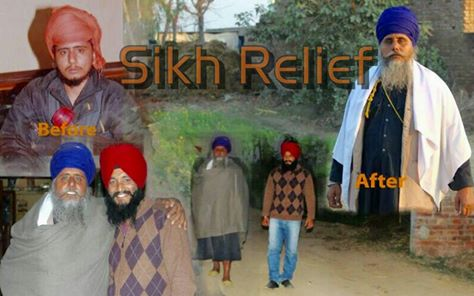 Sikh Relief Are Pleased To Announce Bhai Hardeep Singh's Permanent Release From Amritsar Jail After 18 Years